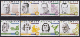 F-EX21769 COLOMBIA MNH 1997 PERSONAJES HISTORICOS. - Other