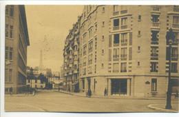 CPA 75 PARIS 15 - Rue Du Docteur Jacquemaire - Clémenceau - Arrondissement: 15