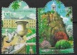 France 2003 N° 3606/3607 Oblitérés Jardins - Used Stamps