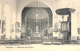 Boitsfort - Intérieur De L'église (DVD 8568 Papeterie Dero 1917) - Watermael-Boitsfort - Watermaal-Bosvoorde