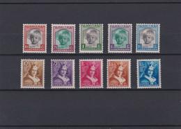 Série 234 / 238 X Et 244 / 248 X ( Avec Gomme Et Charniere  ) Prifix 2007 110.00 - Unused Stamps