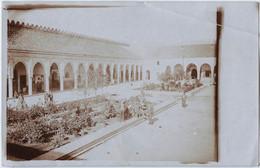 Maroc--MARRAKECH - Carte Photo - L Hôpital Dans Le Palais De L' Aguadal - Marrakesh