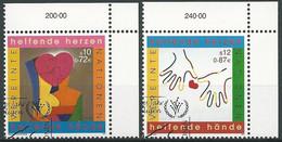 UNO WIEN 2001 Mi-Nr. 331/32 O Used - Aus Abo - Usati