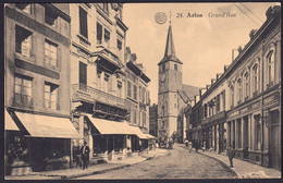 +++ CPA - ARLON - Grand ' Rue - Commerces - Tabacs Cigares   // - Arlon