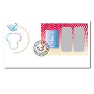 ONU New-York 2020 - Crypto Stamp FDC (voir Description) - FDC