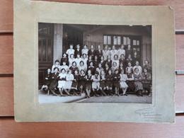 Photo Classe Filles Saint-Mandé, Photographe Georges. - Lugares