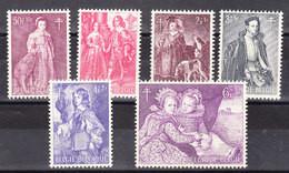 1307/1312 Belgische Schilders/Célèbres De Peintres Belges ** - Ongebruikt