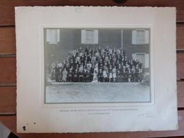 Photo, Neufchatel, Mariage Beaufils Desquinemare, 1929. - Lugares
