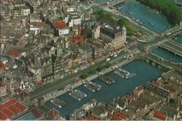 Niederlande - Amsterdam - Luchtopname Damrak - Ca. 1985 - Amsterdam
