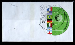 CMF Japon - Allemagne Fédérale - Germany - Deutschland Entier Postal 2002 Y&T N°EP2086 - Michel N°GZS2258 (o) - 2002 – Corea Del Sur / Japón