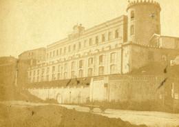 France Biarritz Casino Ancienne Photo CDV Andrieu 1870's - Alte (vor 1900)