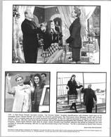 Lot 2 Planche Photos Présentation Presse Film Walt Disney The Princess Diaries De Garry Marshall Avec Julie Andrews - Foto's