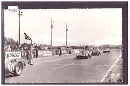 CIRCUIT DU MANS - AUTOMOBILE - COURSE DES 24 HEURES DU MANS 1961 ( CACHET SPECIAL AU DOS ) - TB - Le Mans