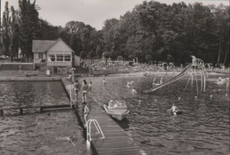 Storkow - Freibad Am Storkower See - 1984 - Storkow