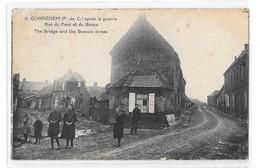 (29175-62) Gonnehem - Rue Du Pont Et Du Bosca - Avion