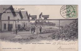 Travers, Mines D'asphalte - NE Neuchatel