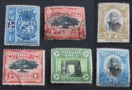 TONGA TOGA 1897 - Tonga (...-1970)