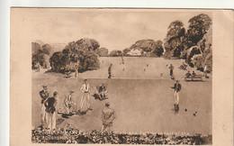 ***    BOURNEMOUTH -- Golf TTB Stamped - Bournemouth (vanaf 1972)