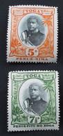 TONGA TOGA 1897 Yvert 44 An 46 - Tonga (...-1970)
