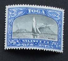 TONGA TOGA 1897 Yvert 49 (2 S) - Tonga (...-1970)