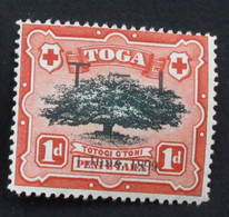TONGA TOGA 1899 Yvert 52 T-L - Tonga (...-1970)