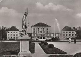 München - Schloss Nymphenburg - 1966 - Muenchen