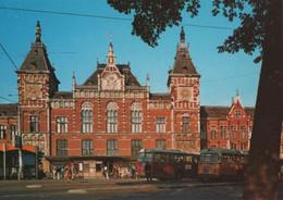 Niederlande - Amsterdam - Centraal Station - Ca. 1980 - Amsterdam