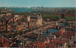 Niederlande - Amsterdam - Damrak Met Gezicht Op Het Y. - 1962 - Amsterdam