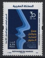 Maroc - Morocco (2020) - Set - /  Human Rights - Marokko (1956-...)