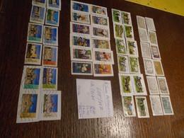 COTE 2021 = 97,ooeur ++ Pour  4 Séries AUTOADHESIVES Et Récentes    ++3 Photos - Adhesive Stamps