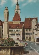 Überlingen - Münster Und Rathaus - 1966 - Ueberlingen