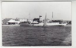Novalja - Hafen - 1962 Dampfer - Kroatië