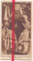Orig. Knipsel Coupure Tijdschrift Magazine - Brussel - Mgr Antoni , Metropolitaan Orthodoxe Russische Kerk - 1929 - Sin Clasificación