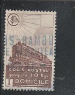 FRANCE 1941 LIVRAISON A DOMICILE YT 174 OBLITERE - Usados