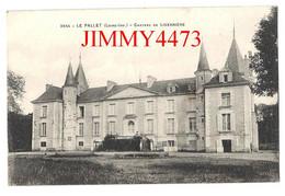 CPA - LE PALLET - Château De Livernière ( Arr. De Nantes 44 Loire Inf. ) N° 3554 - Andere Gemeenten