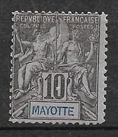 Mayotte     N° 5  Oblitéré B/ TB   Soldé     Le Moins Cher Du Site ! - Used Stamps