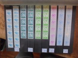 BELGIQUE SERVICES-TAXES-POSTE AERIENNE-OCCUPATION BELLE SELECTION NEUVE/OBLITEREE (RH.52) 700 Grammes - Collezioni