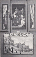 ALEXANDROWO - OSTPREUSSEN - DEUTSCHLAND - ANSICHTKARTE. - Ostpreussen