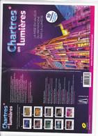 Carnet Collector - Chartres En Lumière - édition Limitée - Collectors