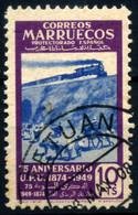 Marruecos Español Nº 323. Año 1949 - Spanish Morocco