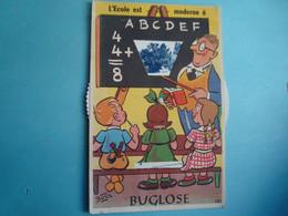 40 - BUGLOSE - Carte à Système - L'école Est Moderne à Buglose - Altri Comuni
