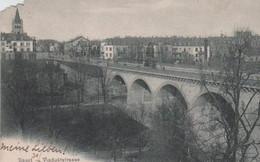 Schweiz - Basel - Viaduktstrasse - 1905 - BS Bâle-Ville