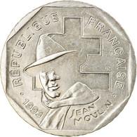 Monnaie, France, Semeuse, 2 Francs, 1993, Paris, TTB, Nickel, Gadoury:547 - I. 2 Franchi