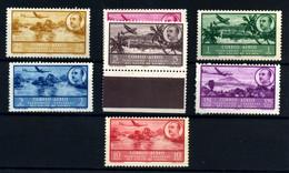 Guinea Española Nº 298/304. Año 1951 - Guinea Española