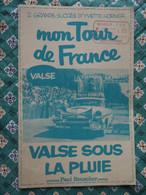 MON TOUR DE FRANCE   VALSE SOUS LA PLUIE     YVETTE HORNER - Noten & Partituren