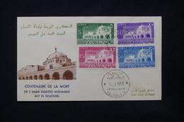 LIBYE - Enveloppe FDC En 1956 - L 84396 - Libye