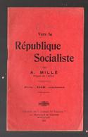 Montluçon (03 Allier)  Vers La République Socialiste 1910 (PPP26714) - Politique