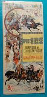 Exposition Russe Hippique Et Ethnographique - Illustration Tamagno - Années 1890 Ou 1900 - Programma's