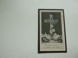 Doodsprentje ( 4901 )   De Maere  /  Lambrechts   -   Verrebroek    1914 - Obituary Notices