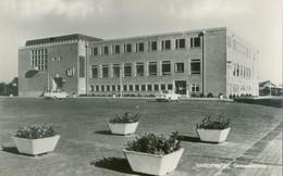 Hardenberg 1972; Gemeentehuis (oude Auto's) - Gelopen. (Boekhandel Snel - Hardenberg) - Andere